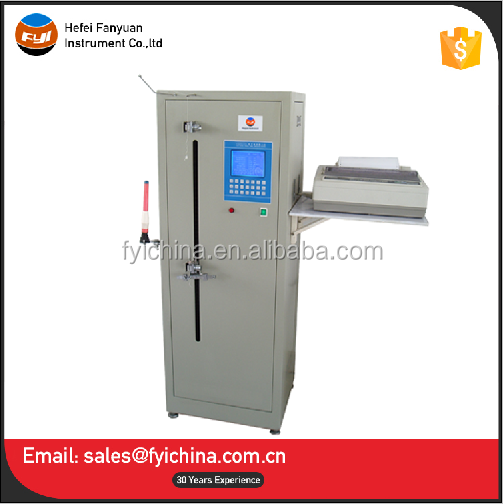 Electronic Single End Yarn Tensile Strength Tester YG021D