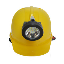 High brightness! 2.5AH rechargeable led hunting headlight miners cap lamp