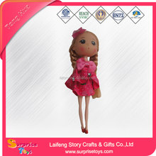 Handmade Plastic Miniature Dolls For Promotion