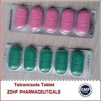 ZDHF Tetramisole Hydrochloride tablet 600mg for domestic bird