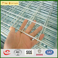 6x6 reinforcing welded wire mesh fence/welded wire mesh fence panels in 6 gauge