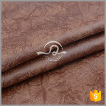 New design Imitation leather 100% polyester suede gilding for sofa fabric