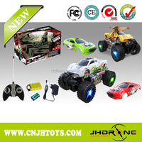 new design strong power multifunctional scale hobby electric toy rc stunt car
