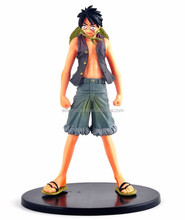 Popular Japanse Series Anime Action Figure Luffy Figure One Piece