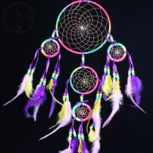 2017 Best selling Dreamcatcher feather dream catcher. indian dream catcher