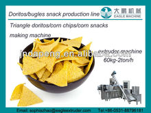 Raw Corn Tortilla Chips product making machine/production line