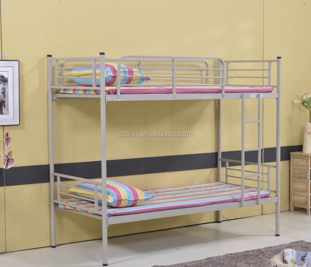Double Decker Beds Designs : Design Adult Dormitory Living Iron Double Decker Bed - Buy Double ...