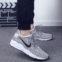 Spring 2016 fly woven shoes big talker coconut 350 couples foreign trade leisure sports shoes running shoes