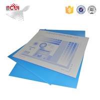 positive offset printed material printing plate maker in taizhou china