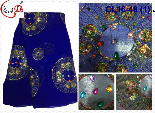 crepe silk fabric digital print silk bridal clutches 2017 chowleedee hot sale real silk design lace for clothes