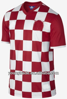 cheap wholesale 2014 world cup top thai quality Croatia soccer jersey