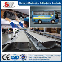 bus roof rack modern auto luggage rack in china