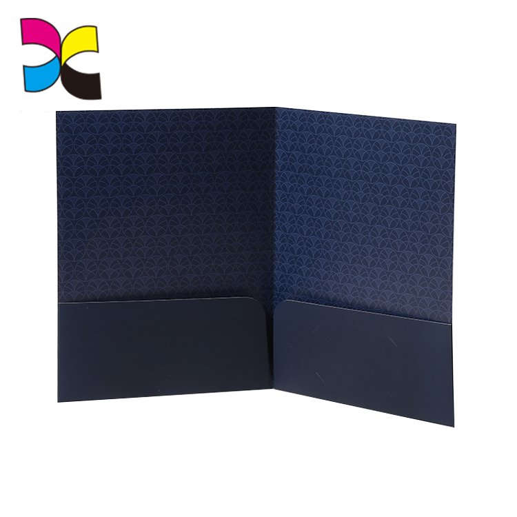Wholesale book style folding hotel restaurant menu folder for bill
