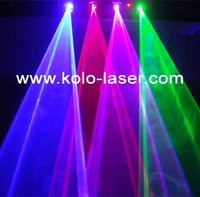 750mW Four Heads Laser, Laser Projector for DJ Light