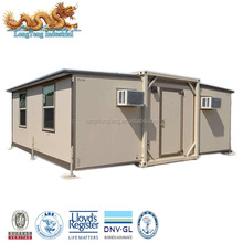 Military 20ft Double Sides Expandable Container House