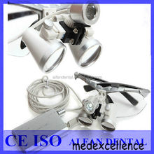 [ AiFan Dental ] New product 2.5X 3.5X LED dental loupes magnifying glasses dental and surgical loupes