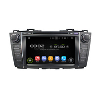 "8"" 2 Din Android 5.1 Car DVD Player Stereo for Mazada 5/Premacy 2009-2012 with WIFI GPS Navigation Bluetooth AM/FM Radio"