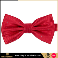 2016 Flashing 100% silk flashing wholesale bow tie