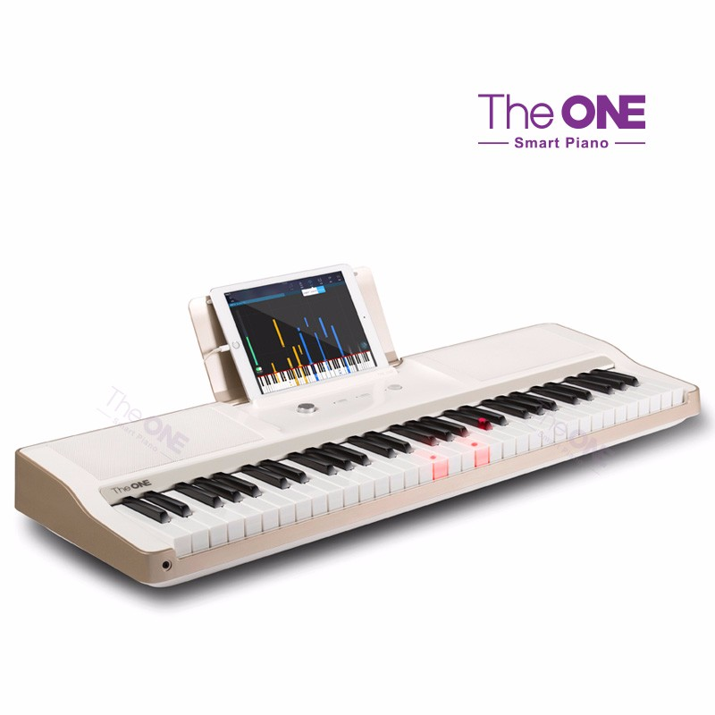 Smart Piano--The ONE Light portable children piano laptop keyboard piano