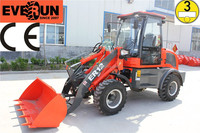 New CE Approved ER12 Cheap Backhoe Loader for sale with EU 3 Engine