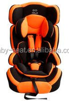 baby car seat/child car seat for child 9-36kg group 1+2+3 with ECE R44/04