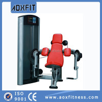 Hot-sale commercial gym Equipment/Factory Direct Sales/ AX9806 Seated Biceps Curl/ Exercise machine