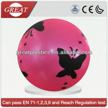 Hot popular selling Butterfly effect ball spray paint ball