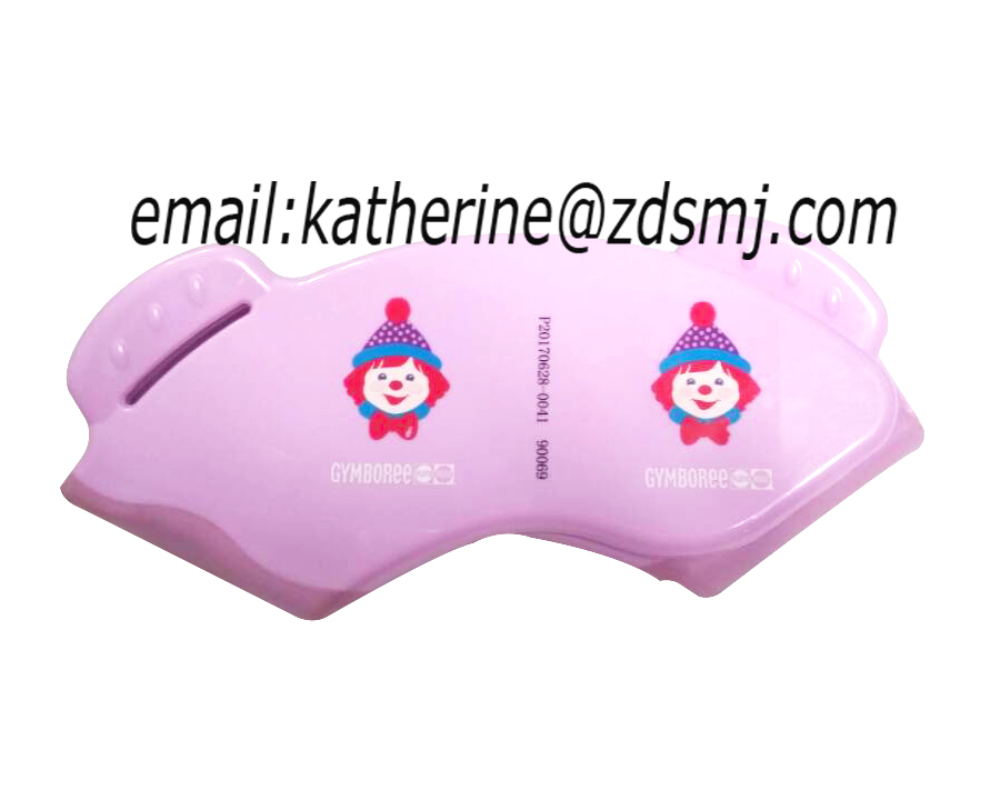 New production custom design printing baby foldable toilet seat