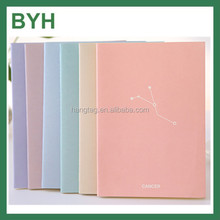 Custom Lined Printed Paper Notebooks