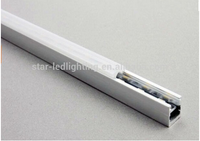 LED linear light aluminium profile led with glass for guide lighting