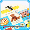 OEM Printed 3D Sound Cardboard Paper Children Book with Pen