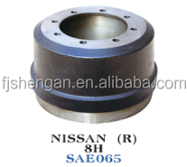 Brake drum for Japanese car