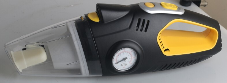 Richtek car vacuum cleaner+tire inflator air compressor pump/ cheap price air compressor pump RCG-B28