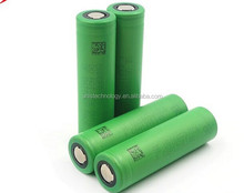 High drain battery !! US18650 VTC6 3Ah rechargeable battery cell VTC6/VTC5/VTC4 3000mAh 3.7V 18650 Li-ion battery use for E-cig