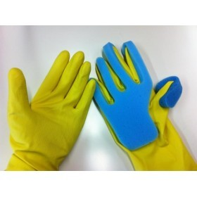 Wonder Glove - Glove with sponge