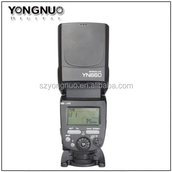Yongnuo 2.4GHz Speedlite Flash YN660
