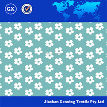 FDY 210d 420d polyester oxford fabric with PVC/PU coated plain/printed
