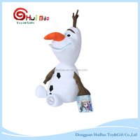 Olaf plush kids toys kawaii 22-65cm snowman cartoon plush toys doll soft stuffed toys brinquedos juguetes gift for girl baby