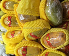 Good quality epe foam net of different sizes and colors for the imported fruit