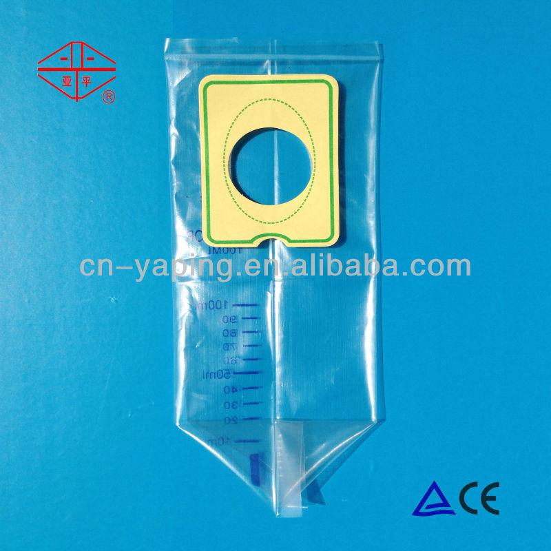 paediatric urine bag(CE&ISO approval)