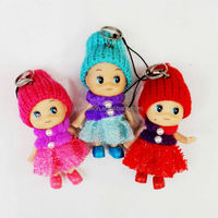 mini real doll in different colors