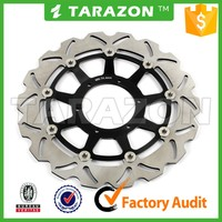 Motorcycle Front Floating Brake Disc Rotor CBR