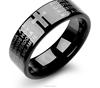 Jewelery Wholesale Ring Spanish Bible Lord