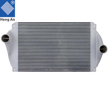 High performance small intercooler core
