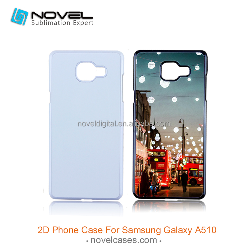 2D blank sublimation phone cover for Samsung A510