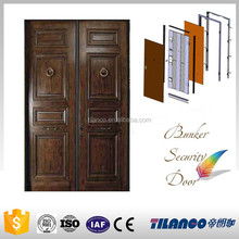 promotional various durable using main single door designs for home