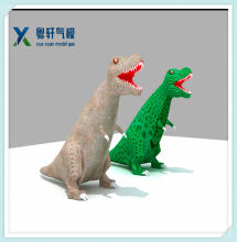 Giant inflatable dinosaur/inflatable outdoor stand cartoon for promotion