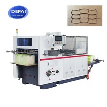 DEPAI DC930 Automatic Paper Cup Roll Making Paper Cup Punching Die Cutting Machine For Sale