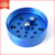 JL-337JA Yiwu JiJu Metal Mini Grinder Portable 4 Parts Tobacco Grinder Herb Grinder Custom