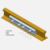 Quality Chinese Products Steel Rail Track Joints Rail Splice Bar